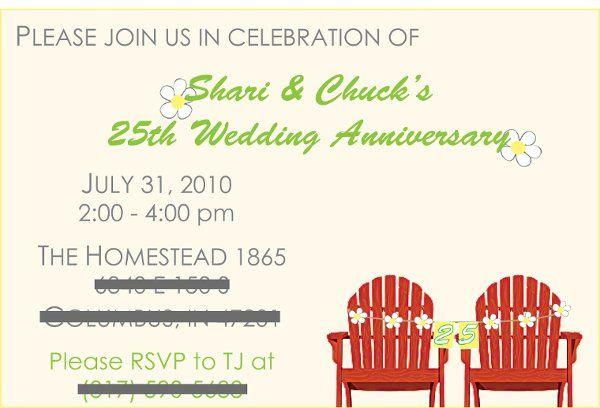 Tmx 1280168435370 25thinviteFrontcensored West Chester wedding invitation