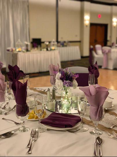 Indoor Reception