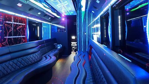 Nelson Family Party Bus
