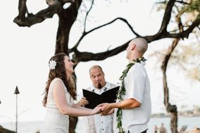 Big Island Weddings and Vow Renewals
