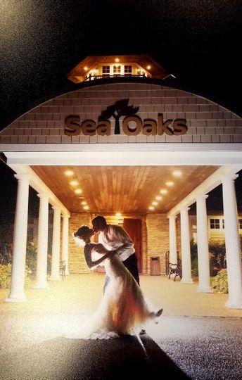 Sea Oaks Entrance