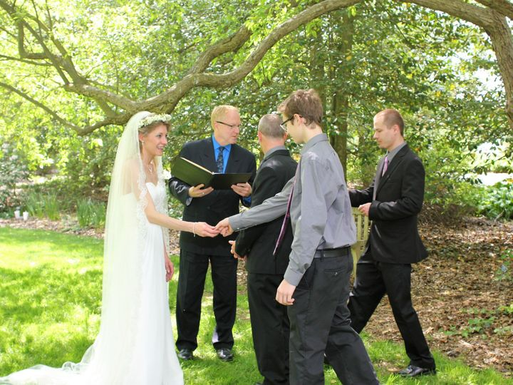 Tmx 1496782969133 Amanda  Brent 110 Youngstown, OH wedding officiant