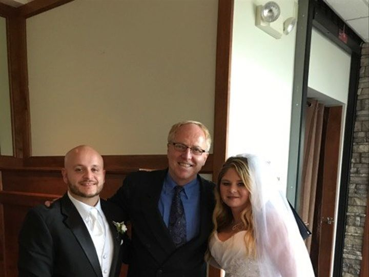 Tmx 1506012531726 Jason Dirocci And Jessica Rende Wedding Youngstown, OH wedding officiant