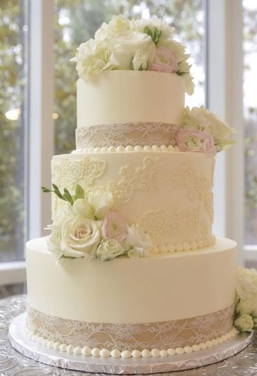Cake Envy - Wedding Cake - Cumming, GA - WeddingWire
