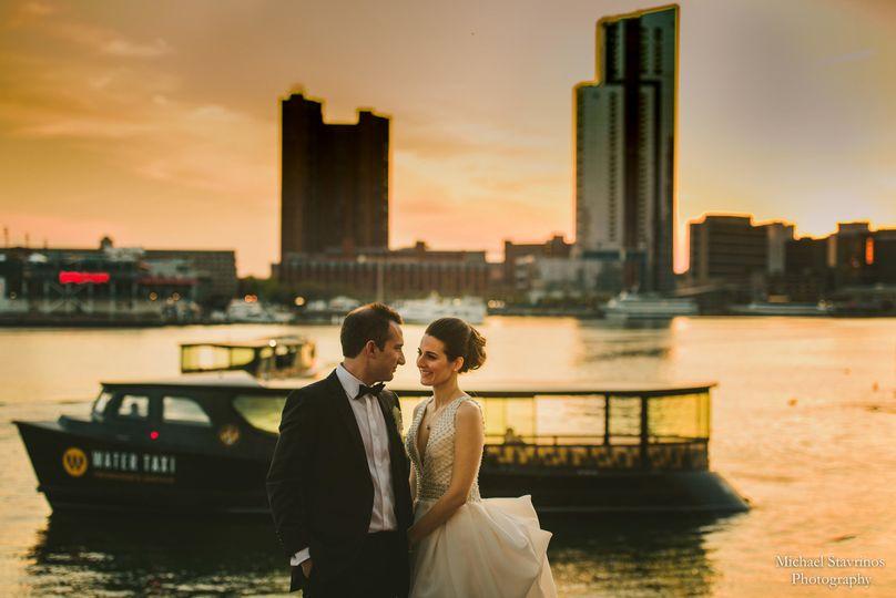 Baltimore Bride & Groom