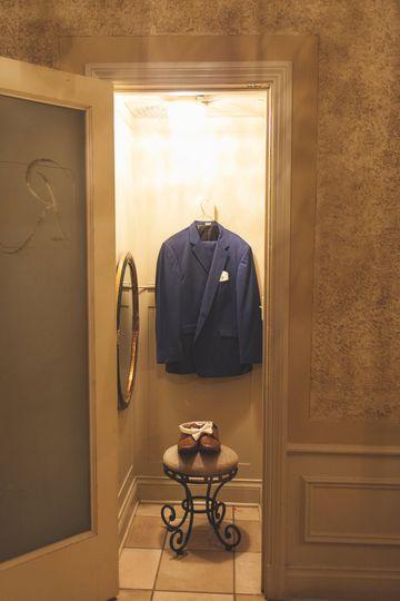 Grooms coat