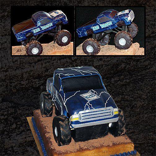 Tmx 1256830774286 MonsterTruck Warminster wedding cake