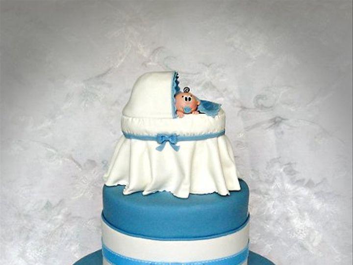 Tmx 1276797482326 BassinetBabyShowerCakesm Warminster wedding cake