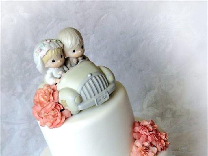 Tmx 1276797536576 Preciousmomentsweddingcake Warminster wedding cake