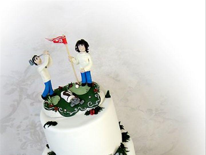 Tmx 1297270663007 Golfwaterfallweddingcakecopy Warminster wedding cake