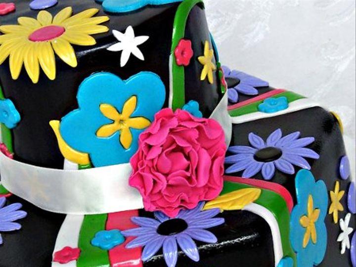 Tmx 1304470953529 Funkymoderncontemporarycakecloseup Warminster wedding cake