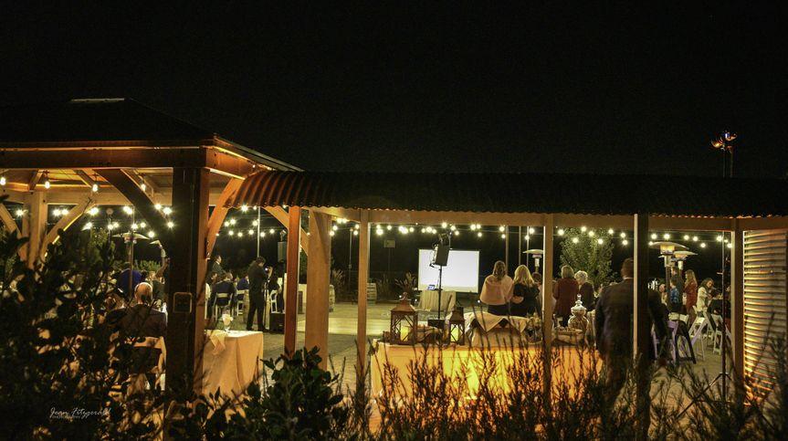 Angel Wing Farm - Night
