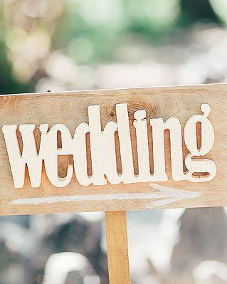 Wedding direction