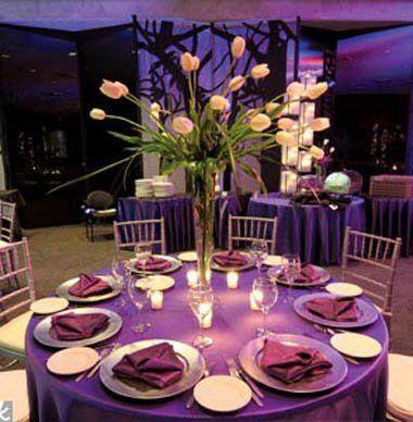 Tmx 1272415100491 Purpleweddingcenterpiecesimages1 Trenton wedding planner