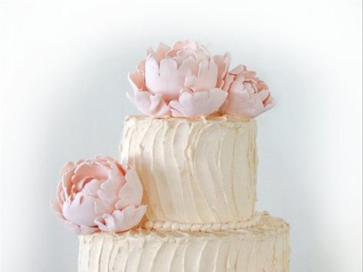 Tmx 1418665343377 Rustic Romantic Buttercream Rhapsody Cakes Centerport wedding cake