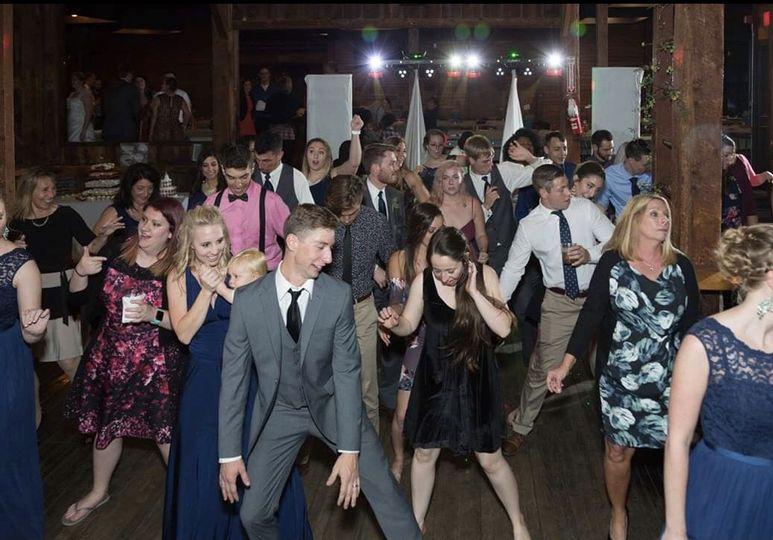 Fun Dancing all night!!