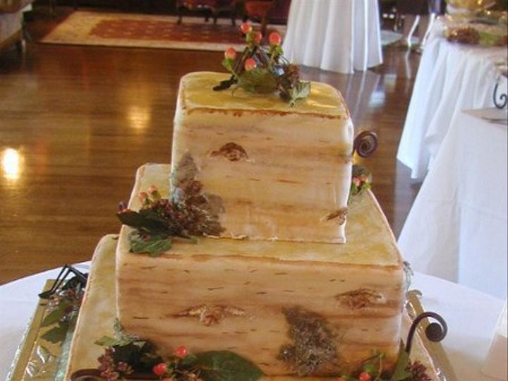 Tmx 1241073890968 Birch54 Monroe wedding cake