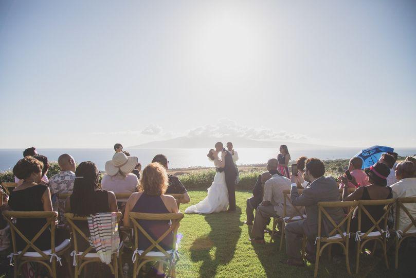 Sunny weddings