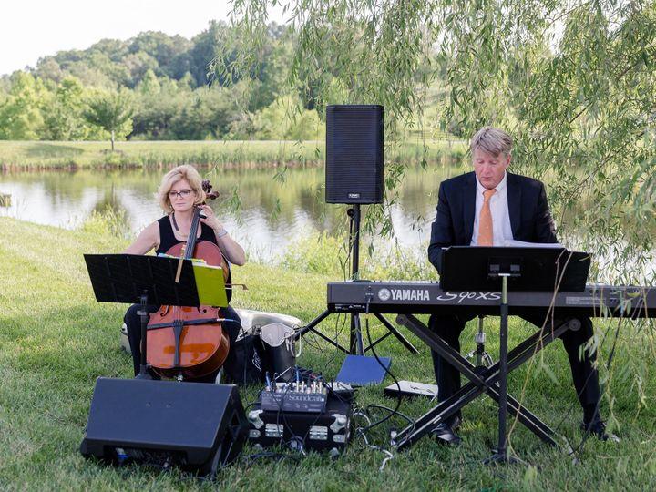Tmx 1538829069 598f8e5fc8e900cf Cellobration Mt. Ida Farm 2018 Charlottesville, Virginia wedding ceremonymusic