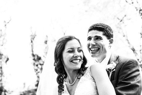 Emily & Alex, April 2013. Photo by Jeff Roffman Photography.