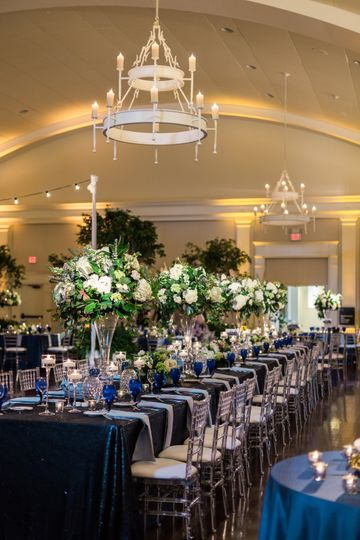 Atlanta History Center Wedding
