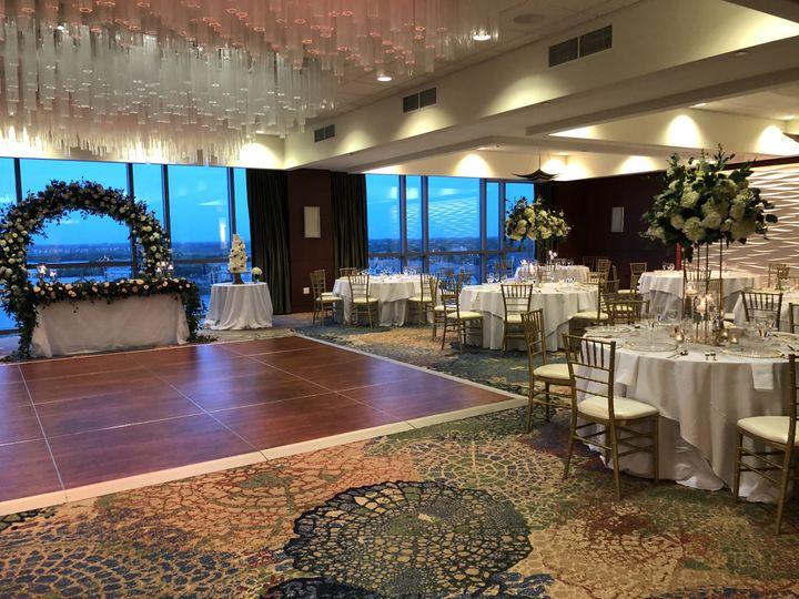 Caribbean Ballroom Reception