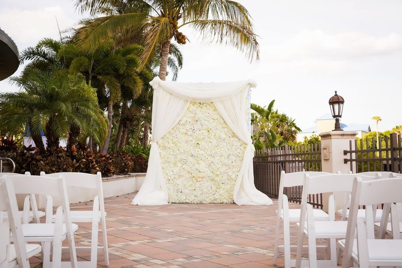 Beach Front Ceremony