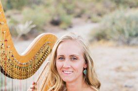 Adrienne Knauer - Harpist