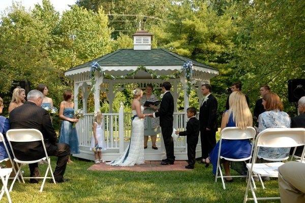 Tmx 1466011659767 Gazebo Wedding Middletown wedding officiant