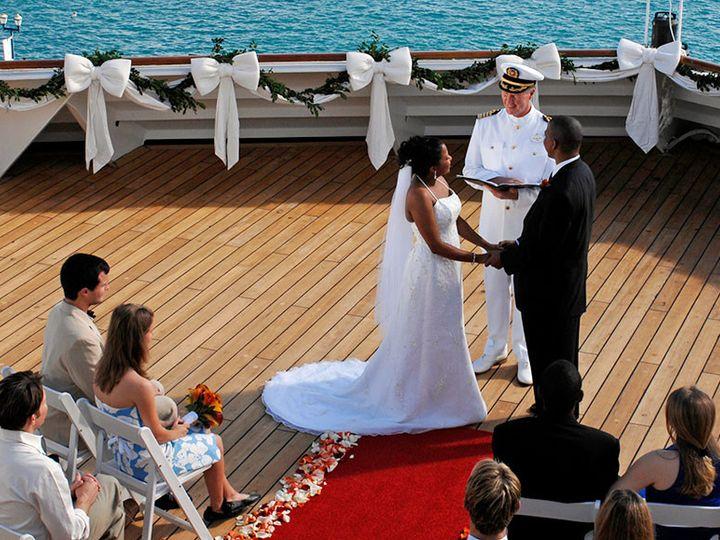 Tmx 1416716251452 Cruiseweddings00copyrightdisneycruiseline Raleigh, North Carolina wedding travel