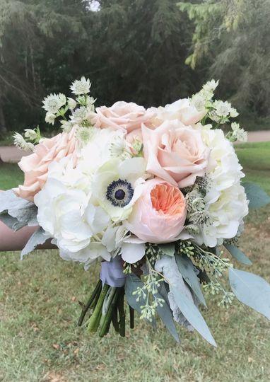 Bridal Bouquet by W.E.D