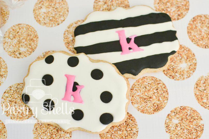 Custom cookies - personalized