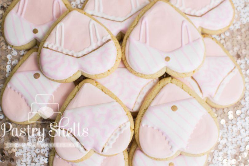 Custom cookies - Bachelorette