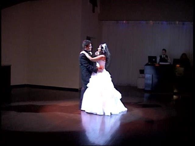 Kimi & Clint's first dance