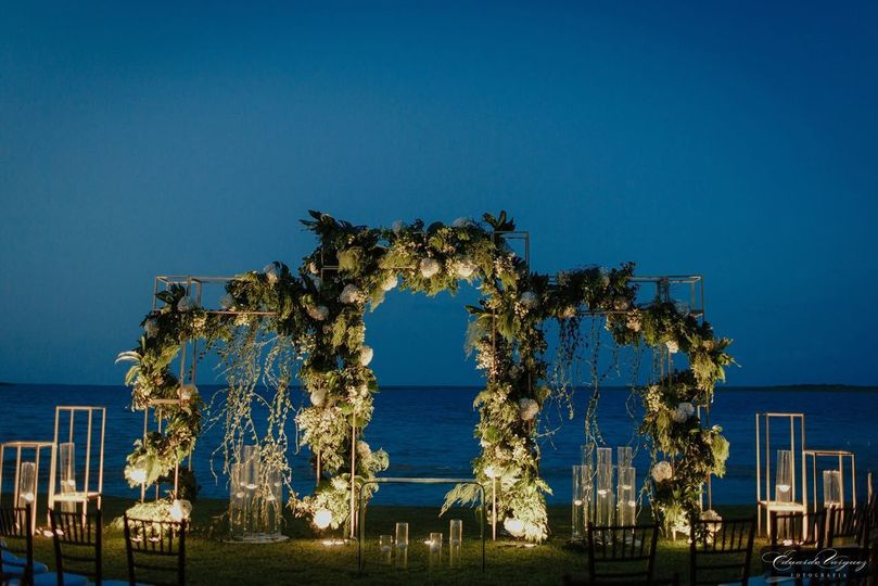 Say yes!  at the water front