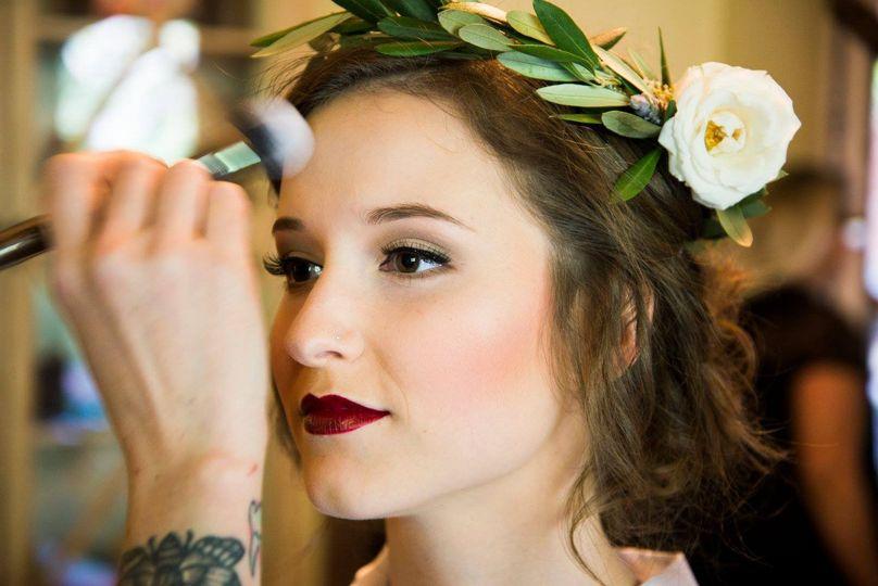 Makeup Artist Dallas 1485276275208 Bride Wedding Make Up Texas L
