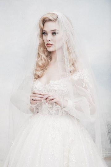 Stunning Vintage Bride Beauty