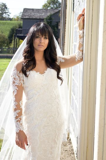 a55d1341ed Lavender Bridal Salon - Dress   Attire - Dover