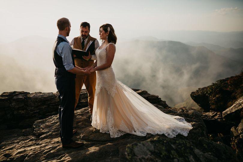 Dreamscape wedding