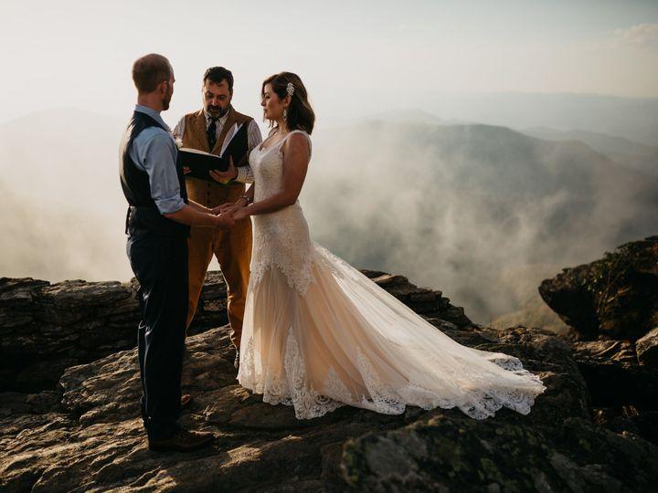 Tmx 1530112224 20ea5236345ae04b 1530112222 50c4a3f1572866c7 1530112219565 30 Rodney Amanda Rob Asheville, NC wedding officiant