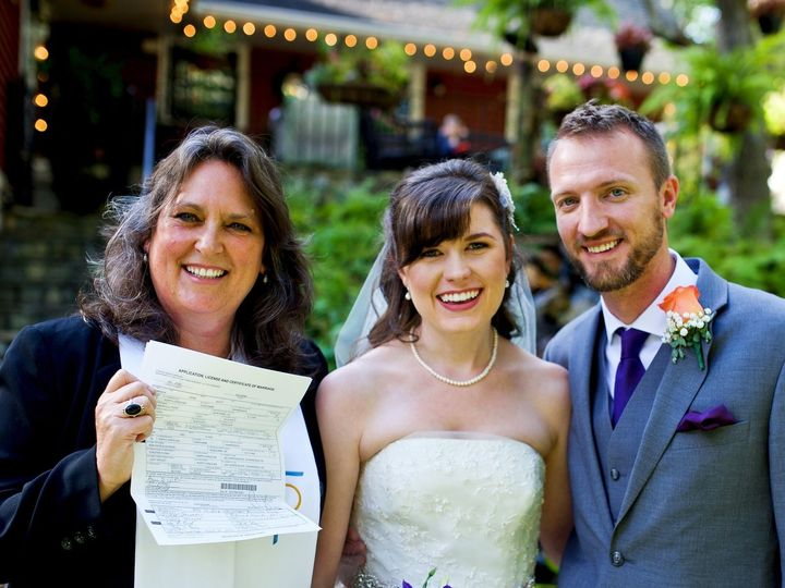 Tmx Rsz2 Peggy Derekamanda 51 566542 1569271608 Asheville, NC wedding officiant