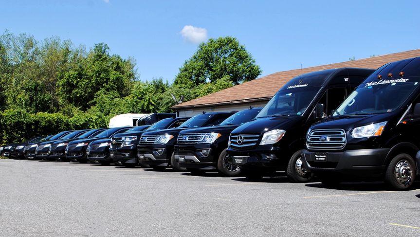 Van and Sedan Fleet