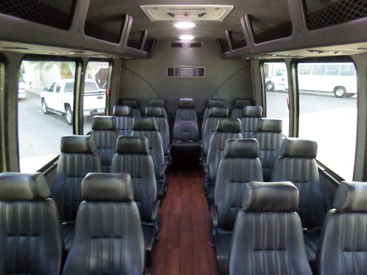 Tmx 1487561055031 24 Shuttle Inside 2 Chester, Pennsylvania wedding transportation