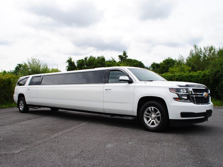 Tmx 1502289085468 Suburban Suv Stretch Chester, Pennsylvania wedding transportation