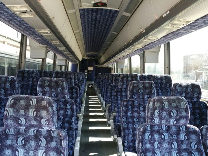 Tmx 1510592021693 56 Coach Bus Interior  Chester, Pennsylvania wedding transportation