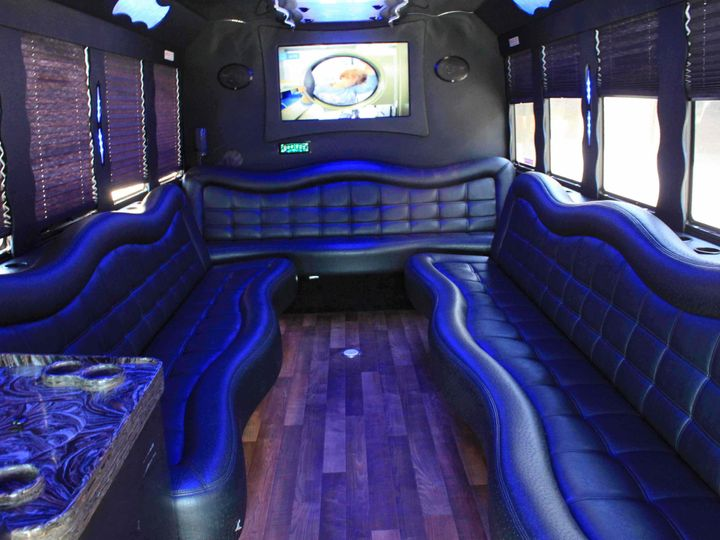 Tmx 1535634865 6cc3225ff1ed8f6d 1535634863 9bb006849644a591 1535634862699 6 B1 Interior 2 Chester, Pennsylvania wedding transportation