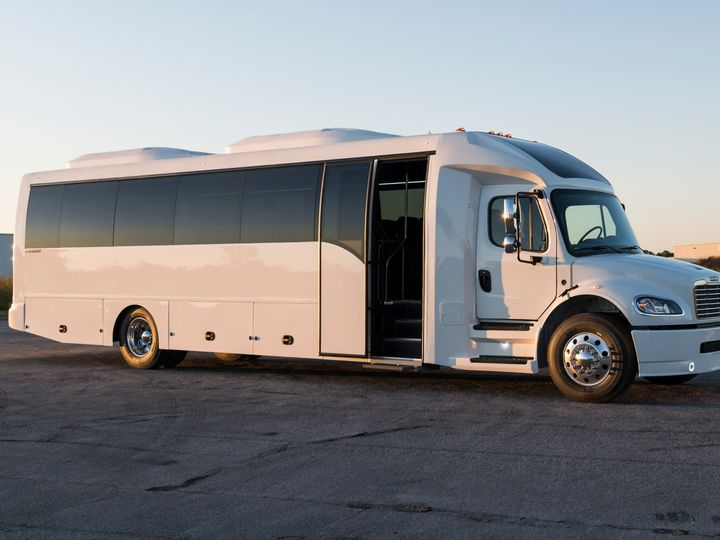 Tmx 44 Passenger Mini Coach 51 709542 158101845498718 Chester, Pennsylvania wedding transportation