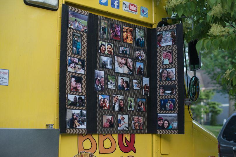 BBQ Bus DC Truck