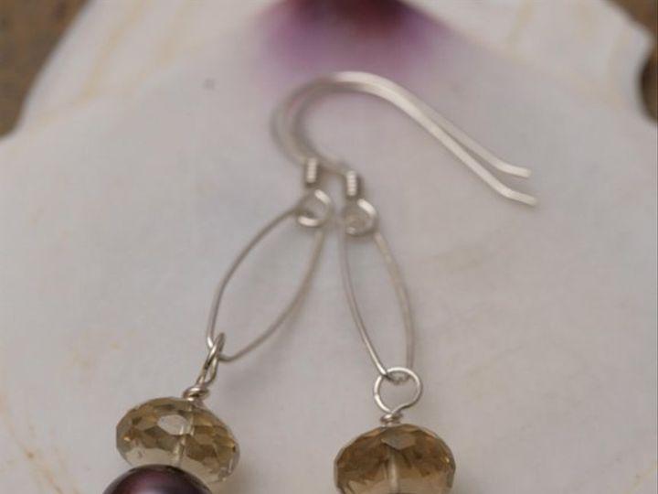 Tmx 1212453269993 PaulinaEarrings Boston wedding jewelry
