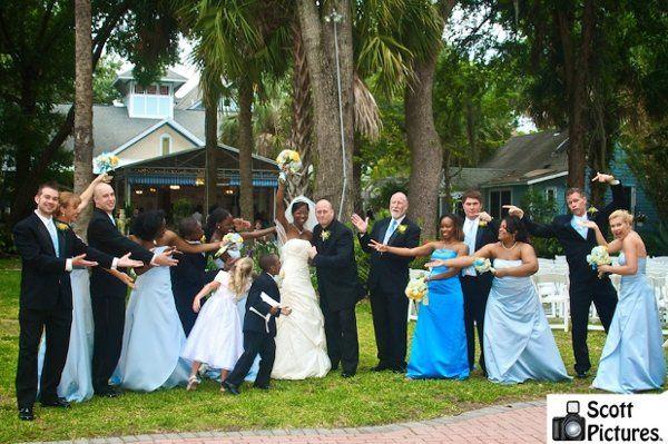 Gainsville Florida Wedding.